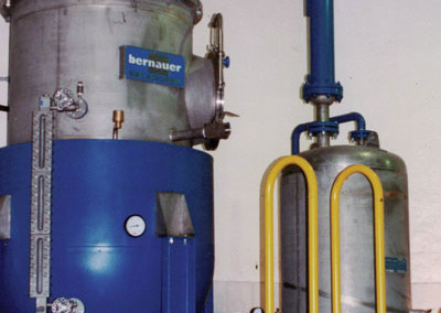 Ethanol Solvents Extraction Winterization